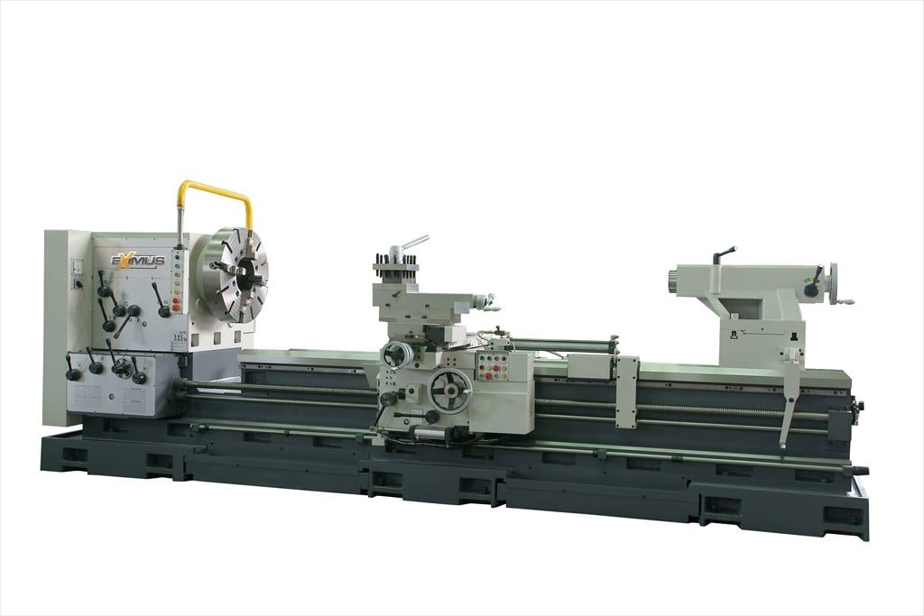 Heavy Duty Centre Lathe 560mm Wide Bed