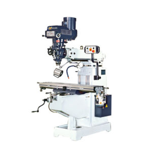 NT30 Turret Milling Machine (X/Y/Z) 875/380/420mm