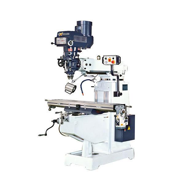 NT30 Turret Milling Machine (X/Y/Z) 875/380/420mm