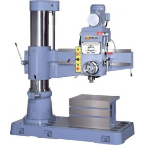 4MT Radial Drill 1100mm Arm TF-1100S