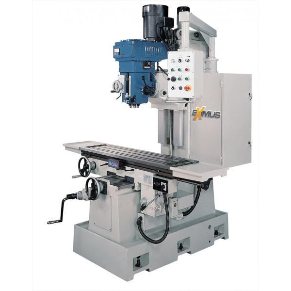NT 40 Bed Type Milling Machine (X/Y/Z) 1200/400/600mm
