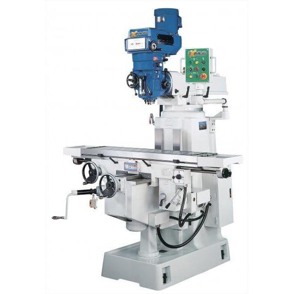 NT 40 Turret Milling Machine (X/Y/Z) 1120/380/450mm