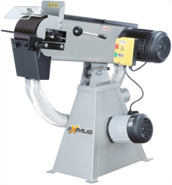 BG-1502A Industrial Metal Belt Linisher