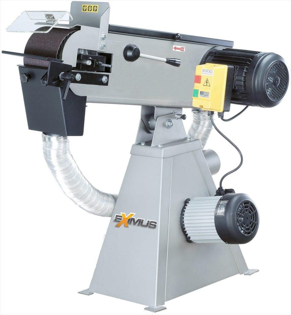 BG-1502A Industrial Metal Belt Linisher